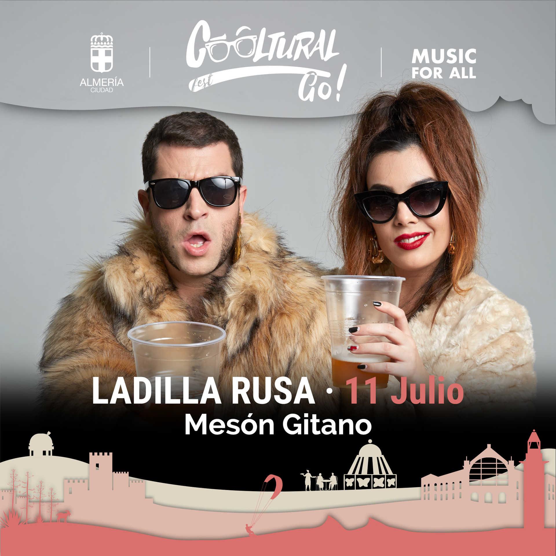 Ladilla Rusa en concierto