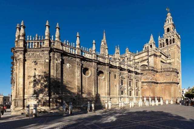 Visita guiada de la Catedral de Sevilla y Giralda