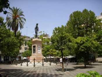 Plaza de la Gavidia