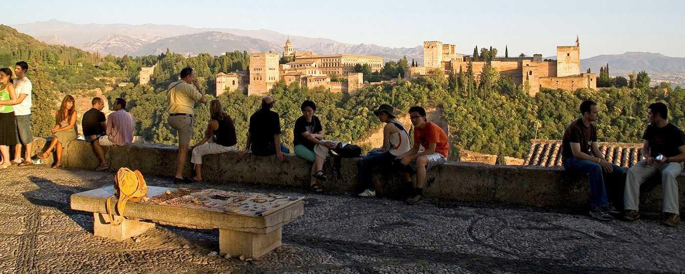 Hamelin: Miradores de Granada - Actividad  (Granada)