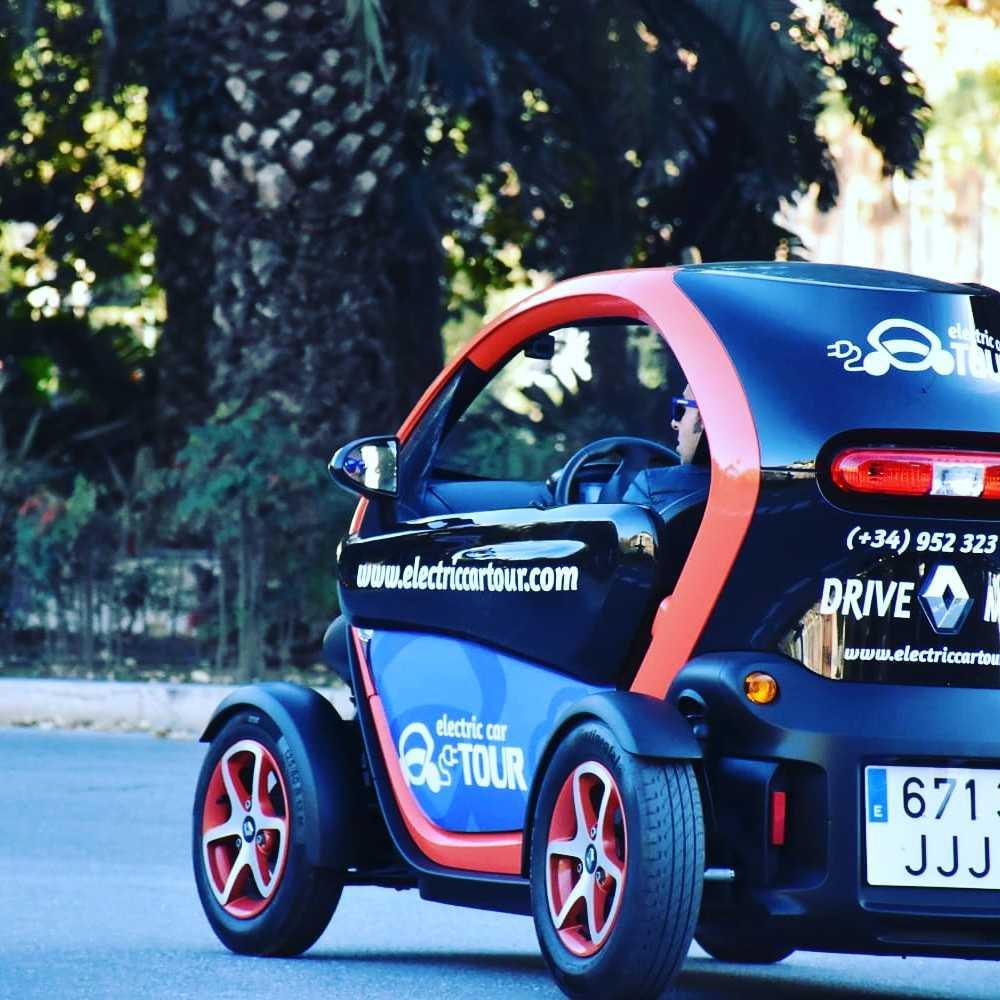 Hamelin: Tour privado en coche eléctrico en Málaga - Actividad  (Málaga)