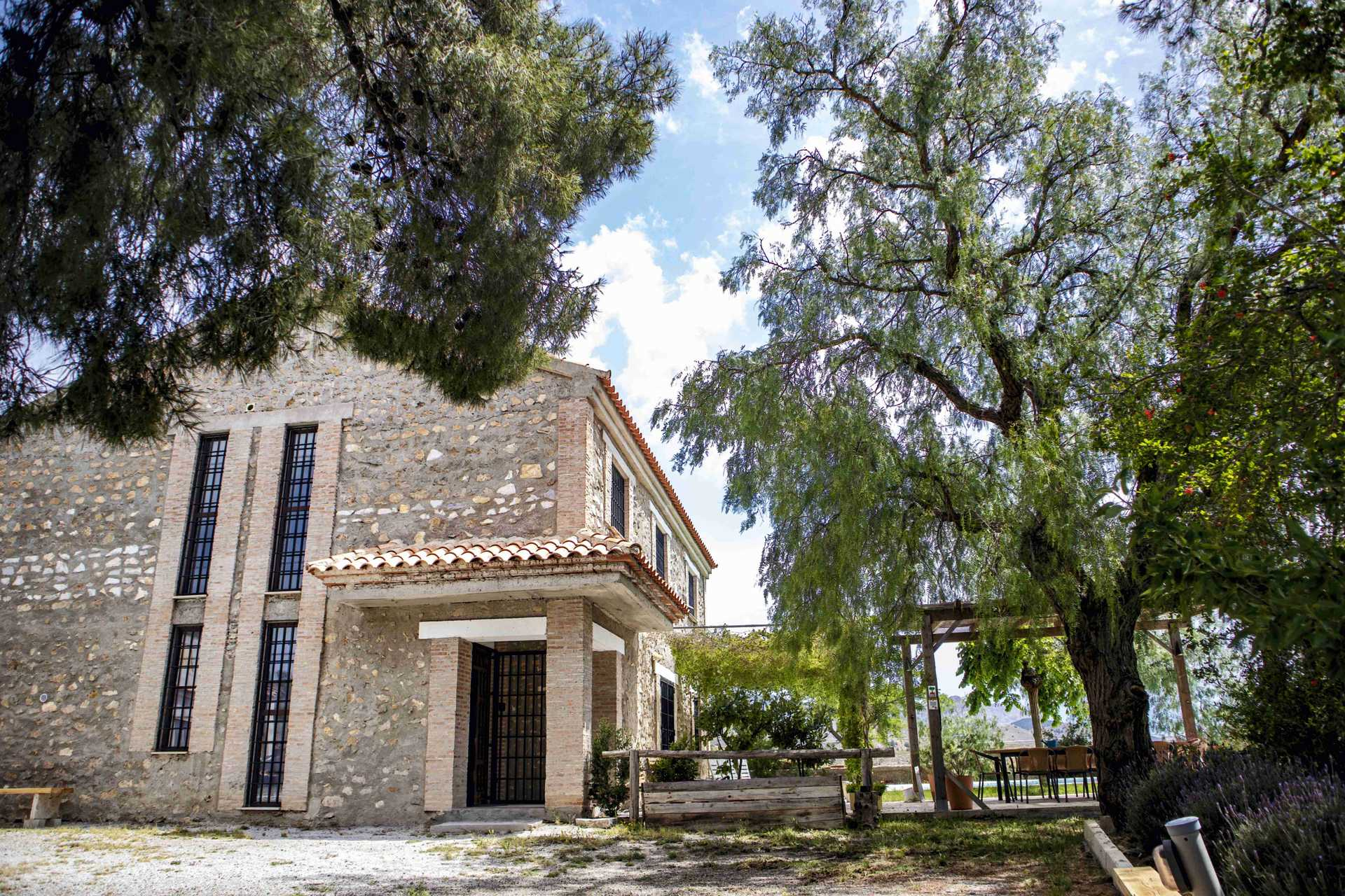 Vivienda Rural Caserío Lo Bulle