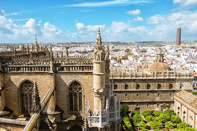 Visita a la Catedral de Sevilla Y la Giralda