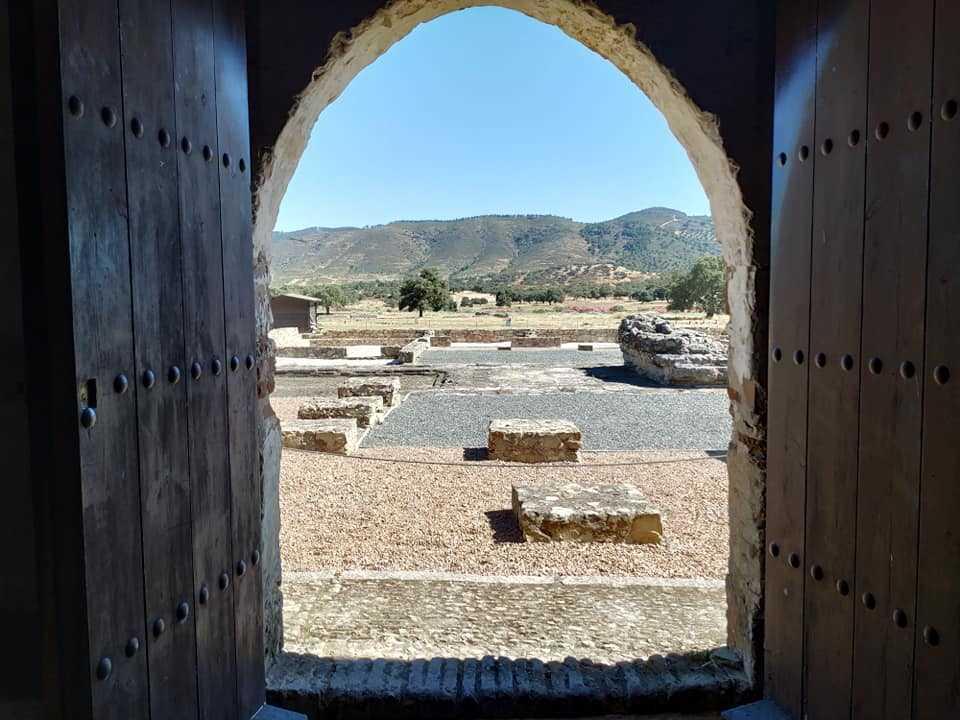 Ciudad romana de Arucci Turobriga