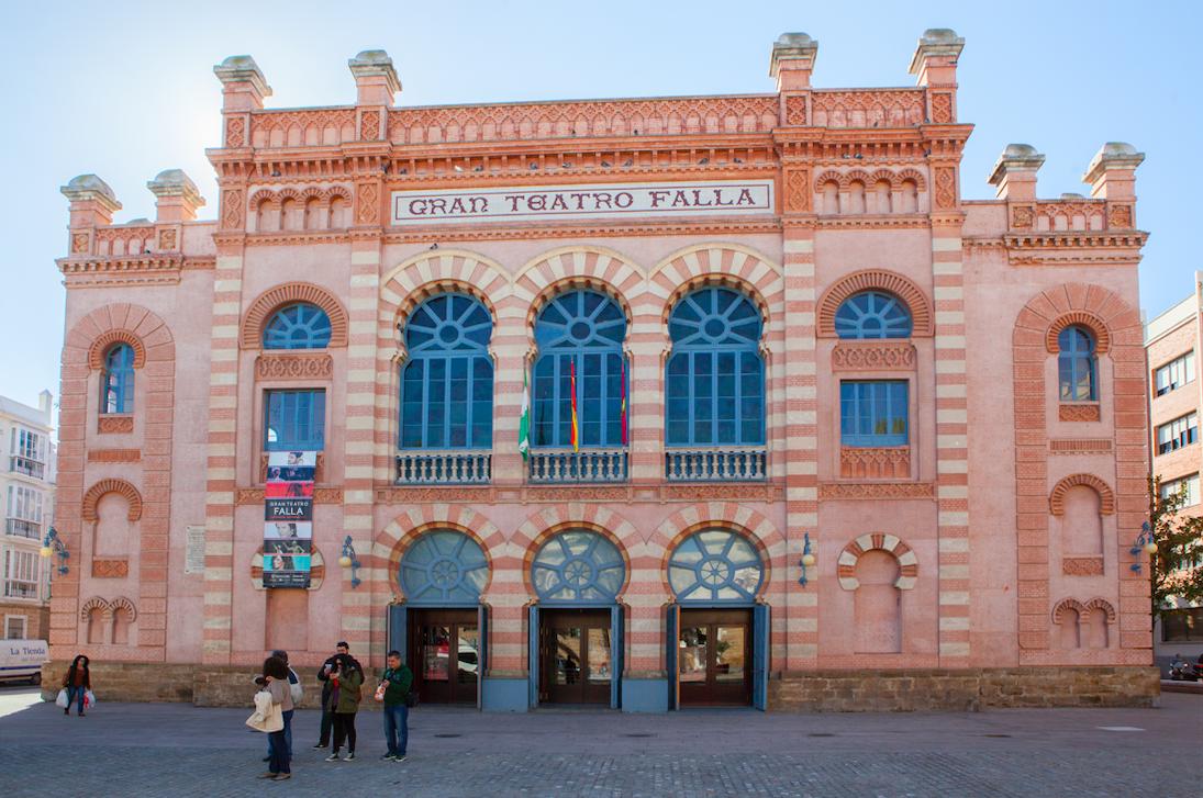 Festival Iberoamericano de Teatro (FIT) de Cádiz