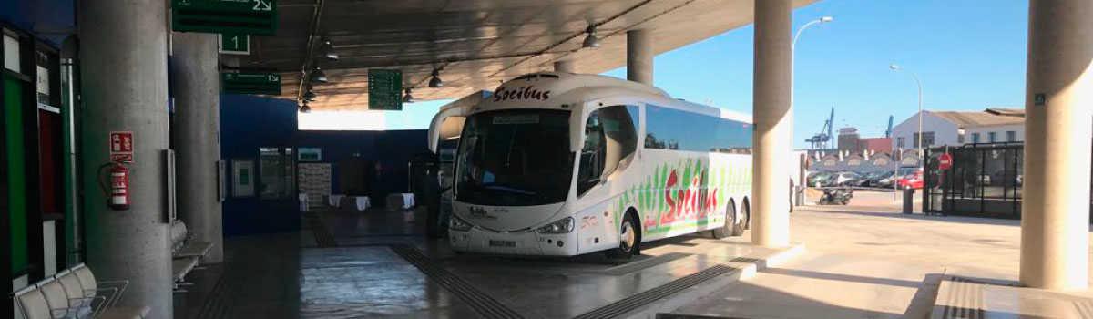Estación Autobuses Cádiz