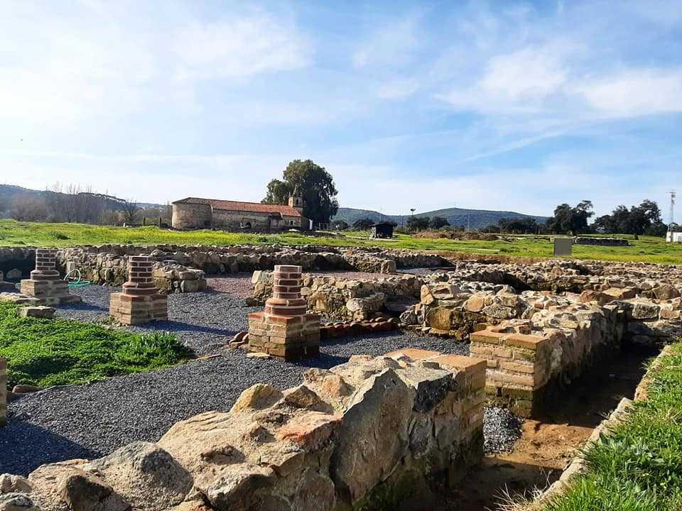 Enclave Arqueológico de Arucci Turobriga