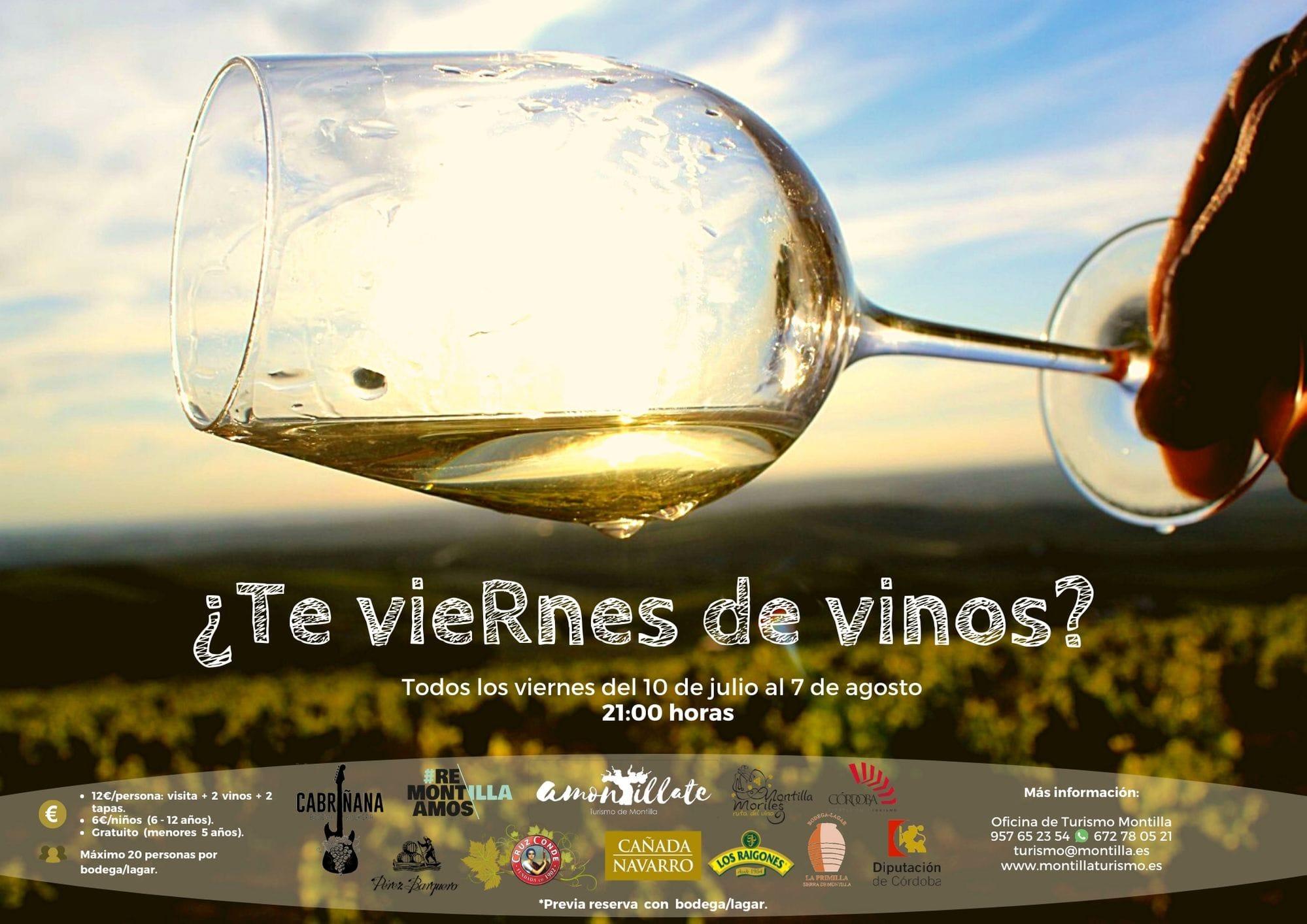 ¿Te VieRnes de Vinos?