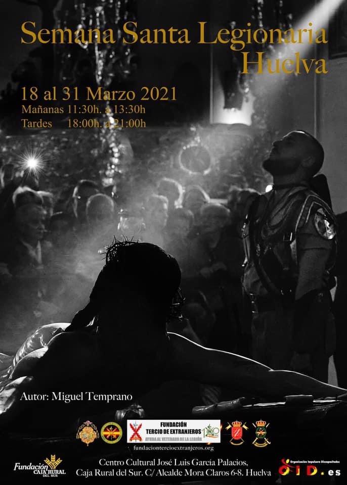Exposición fotográfica Semana Santa Legionaria