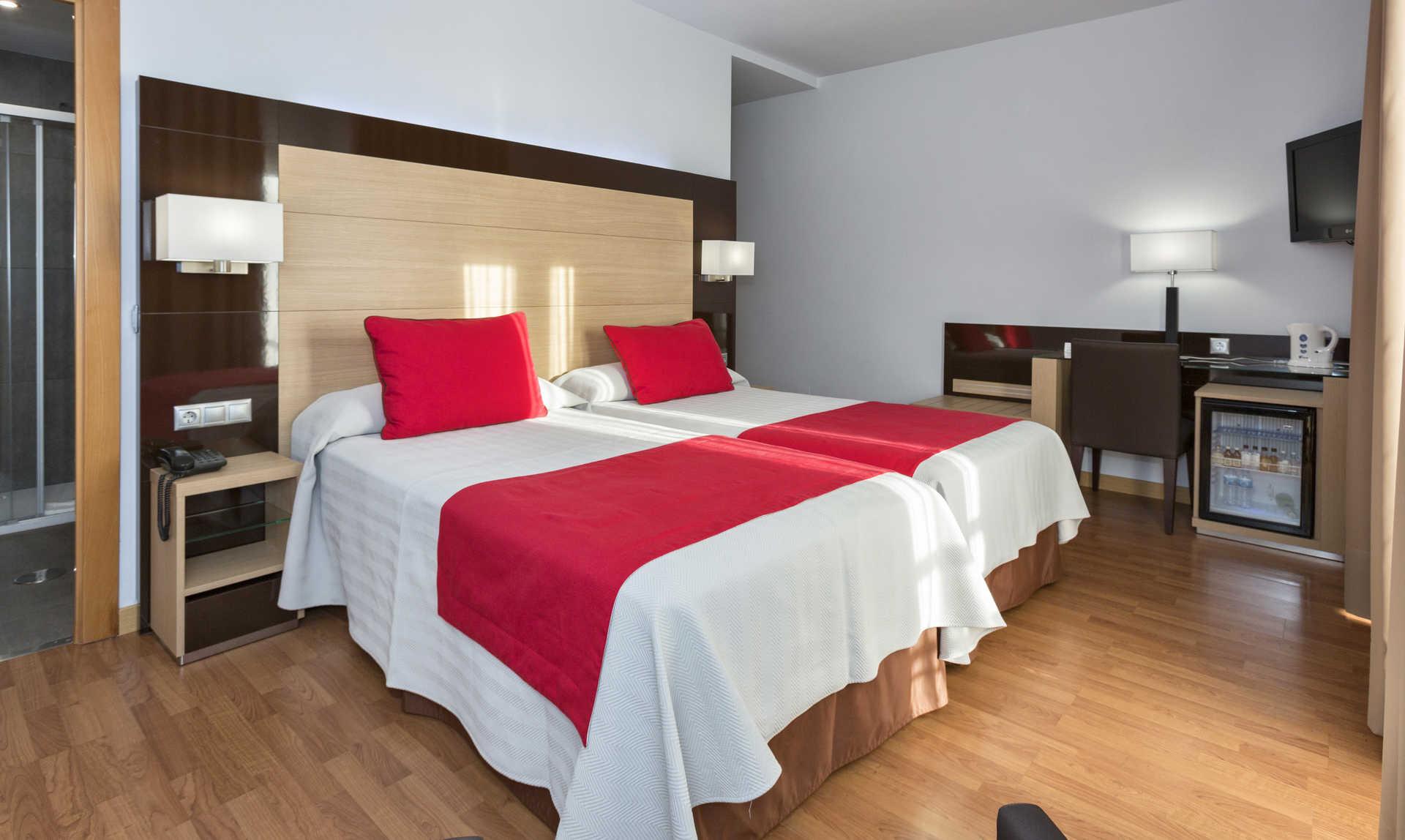 Oferta combinada Hotel Baviera. Marbella