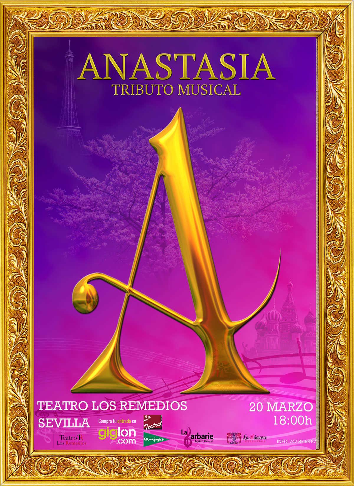 Anastasia. Tributo musical