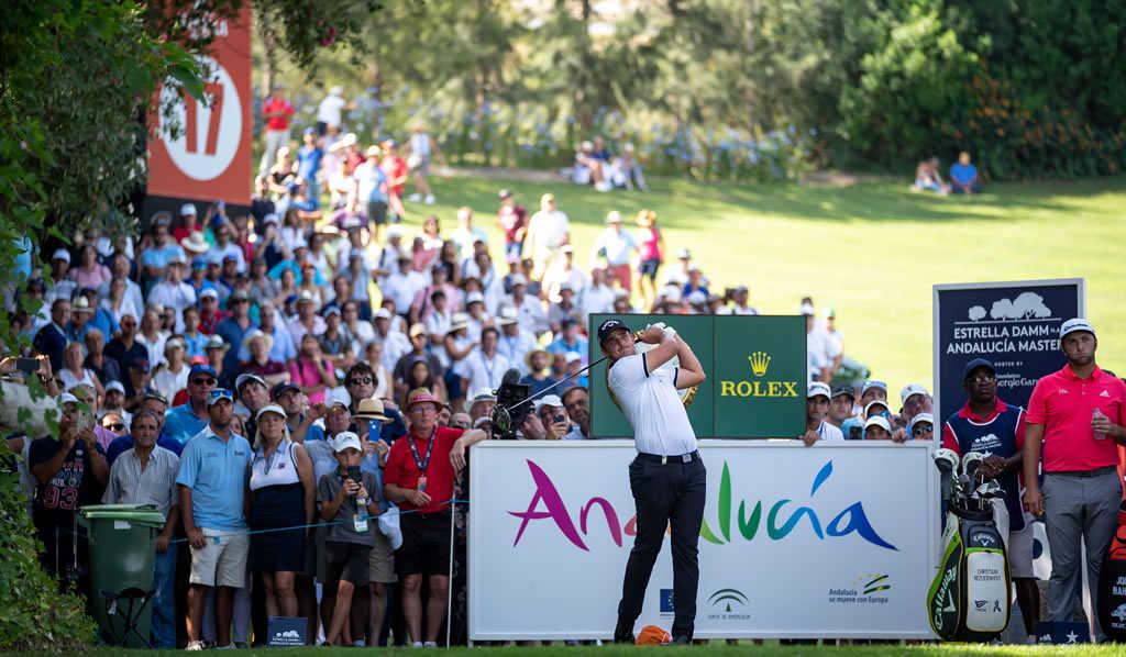 Golf Estrella Damm Andalucía Masters