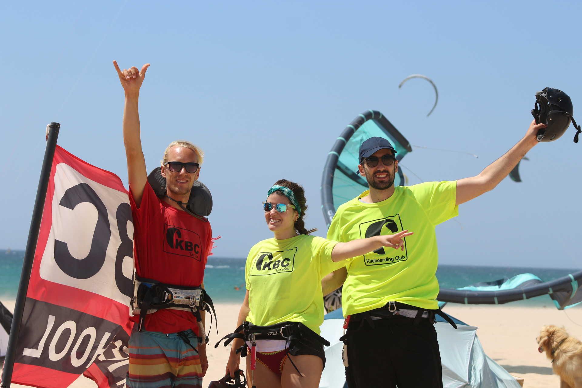 Kiteboarding Club Tarifa