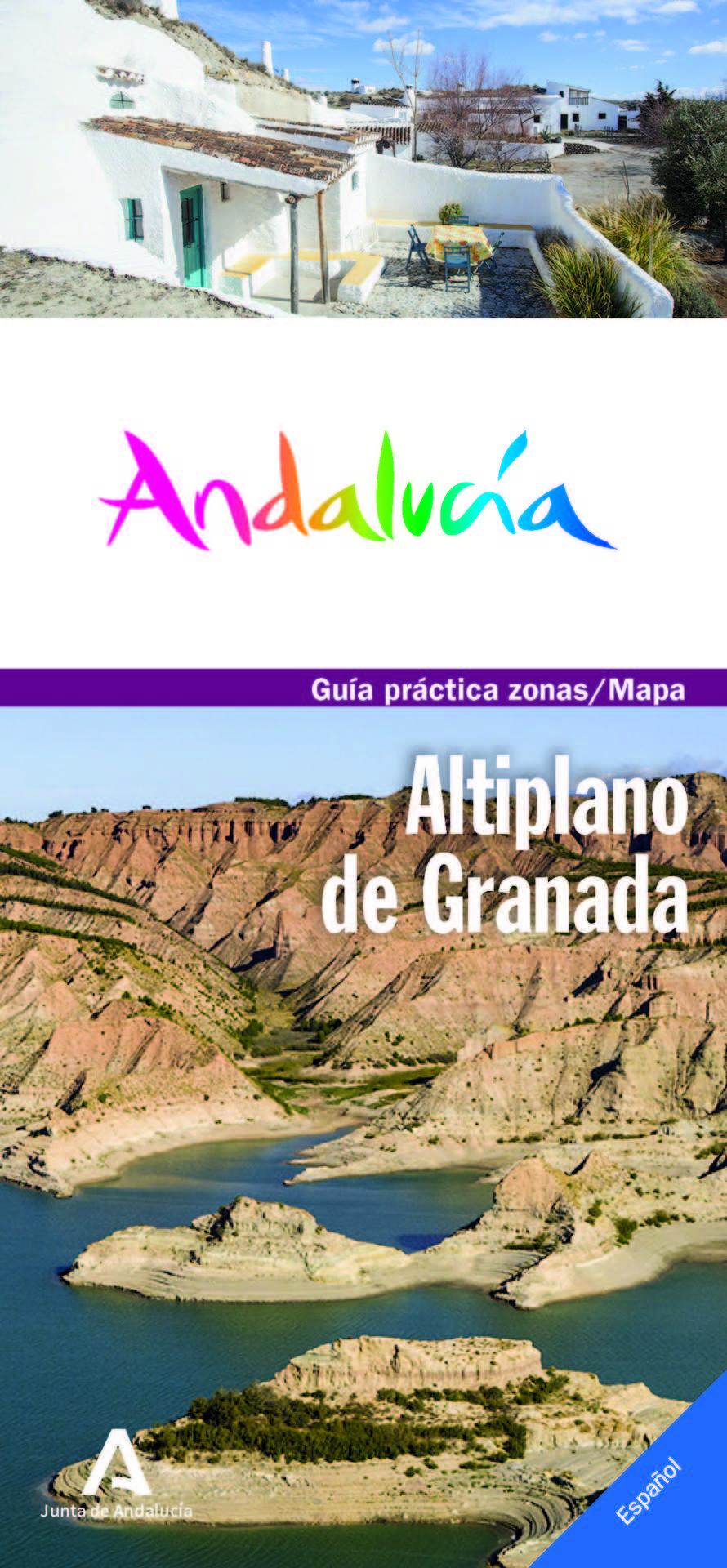 Guía práctica Altiplano de Granada