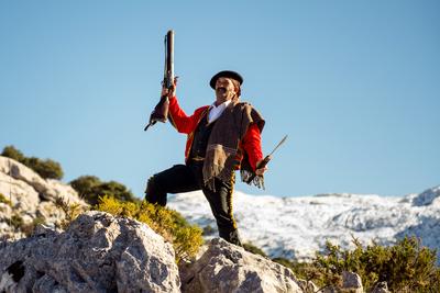 Eine Zeitreise auf der Suche nach den Banditen von Grazalema