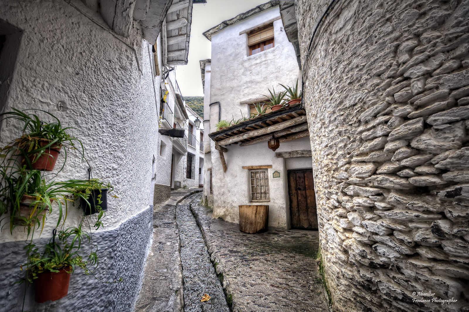 Visita a la Alpujarra desde Granada.