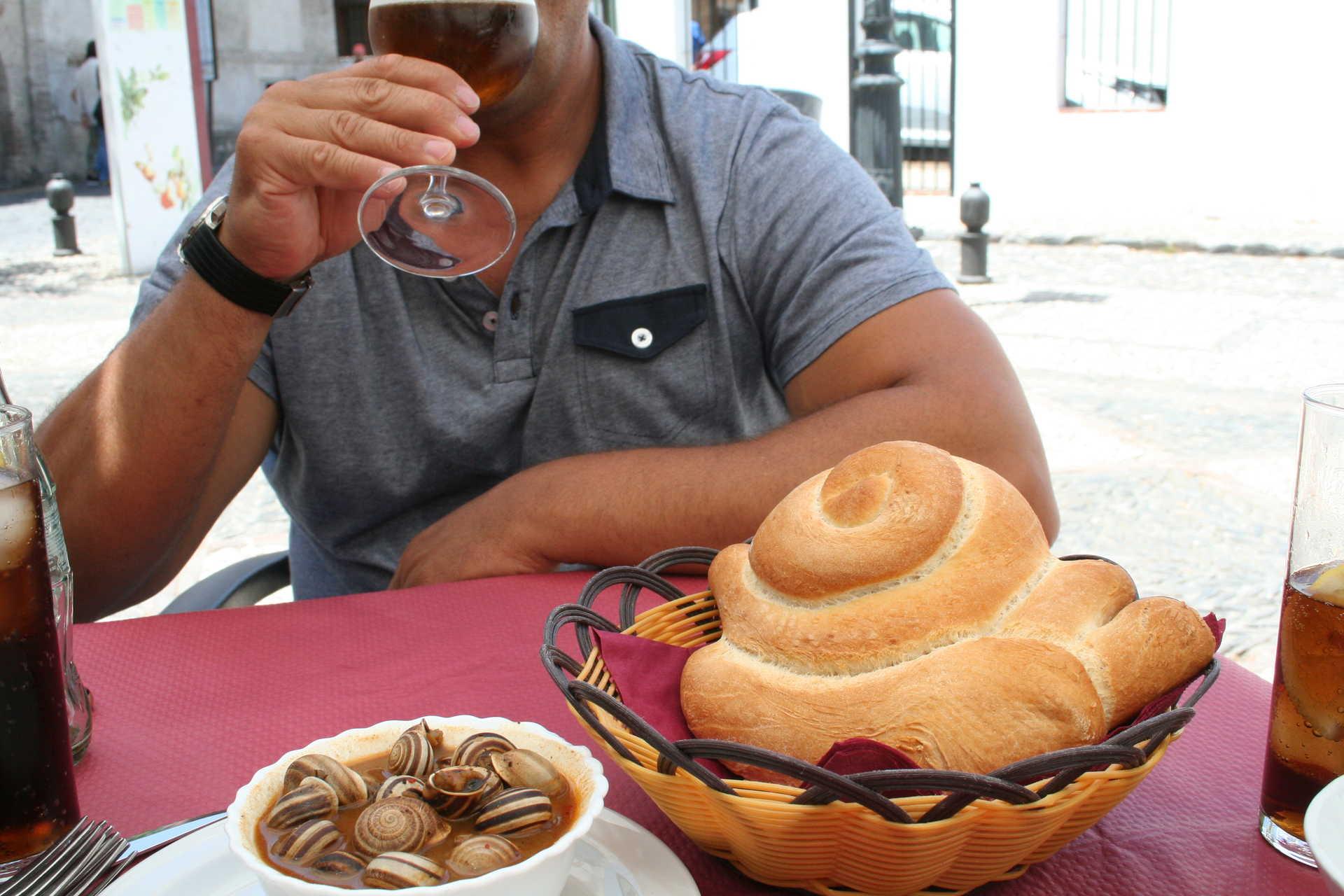 Ruta de tapas gourmet  por Granada más visita Centro histórico
