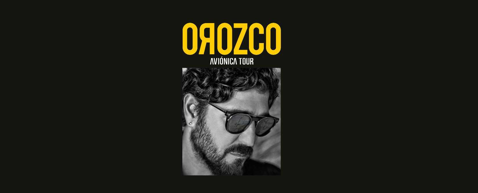 Antonio Orozco en Concierto