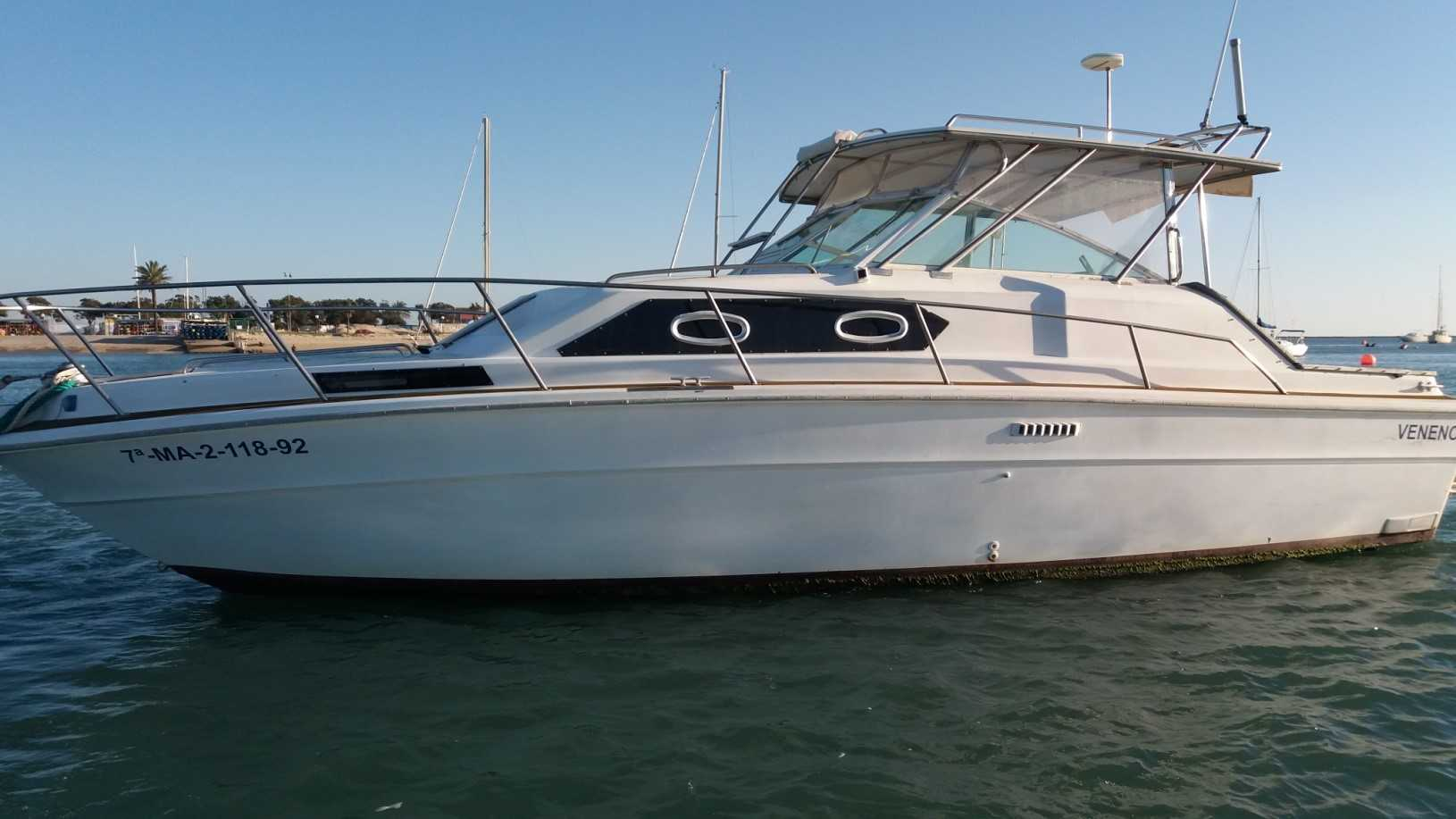 Alquiler privado Yate Sea Ray