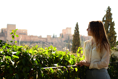 Geheimnisse von Albaicín: die Cármenes von Granada