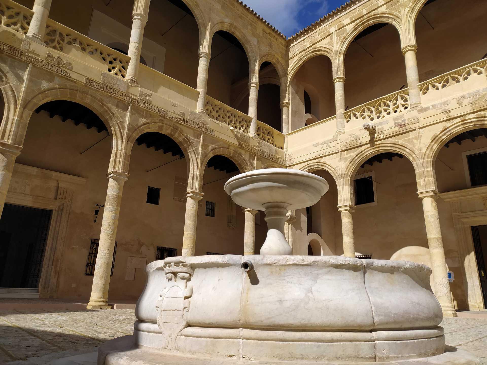 Castillo del Fontanar - Palacio de los Ribera