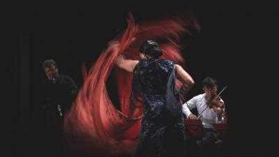 Soledad en llamas. Scarlatti-Morente-Sotelo