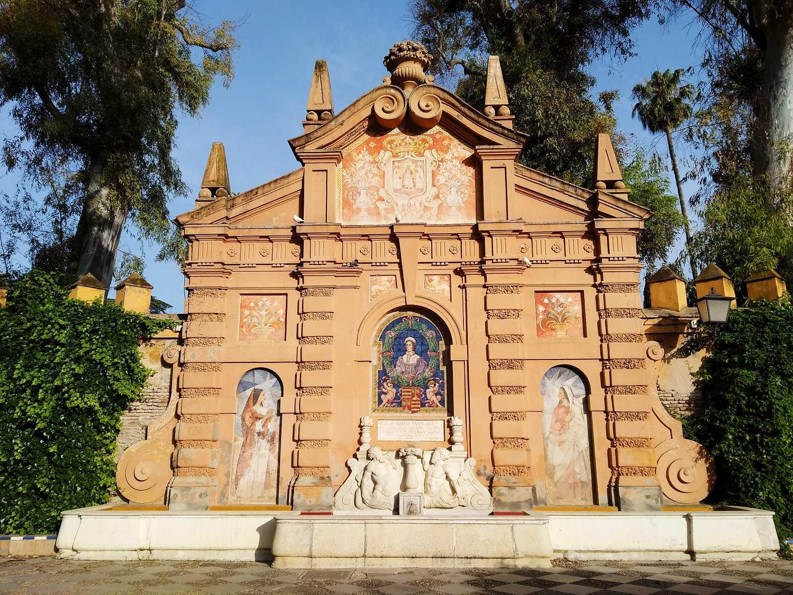 Fuente de Catalina de Ribera