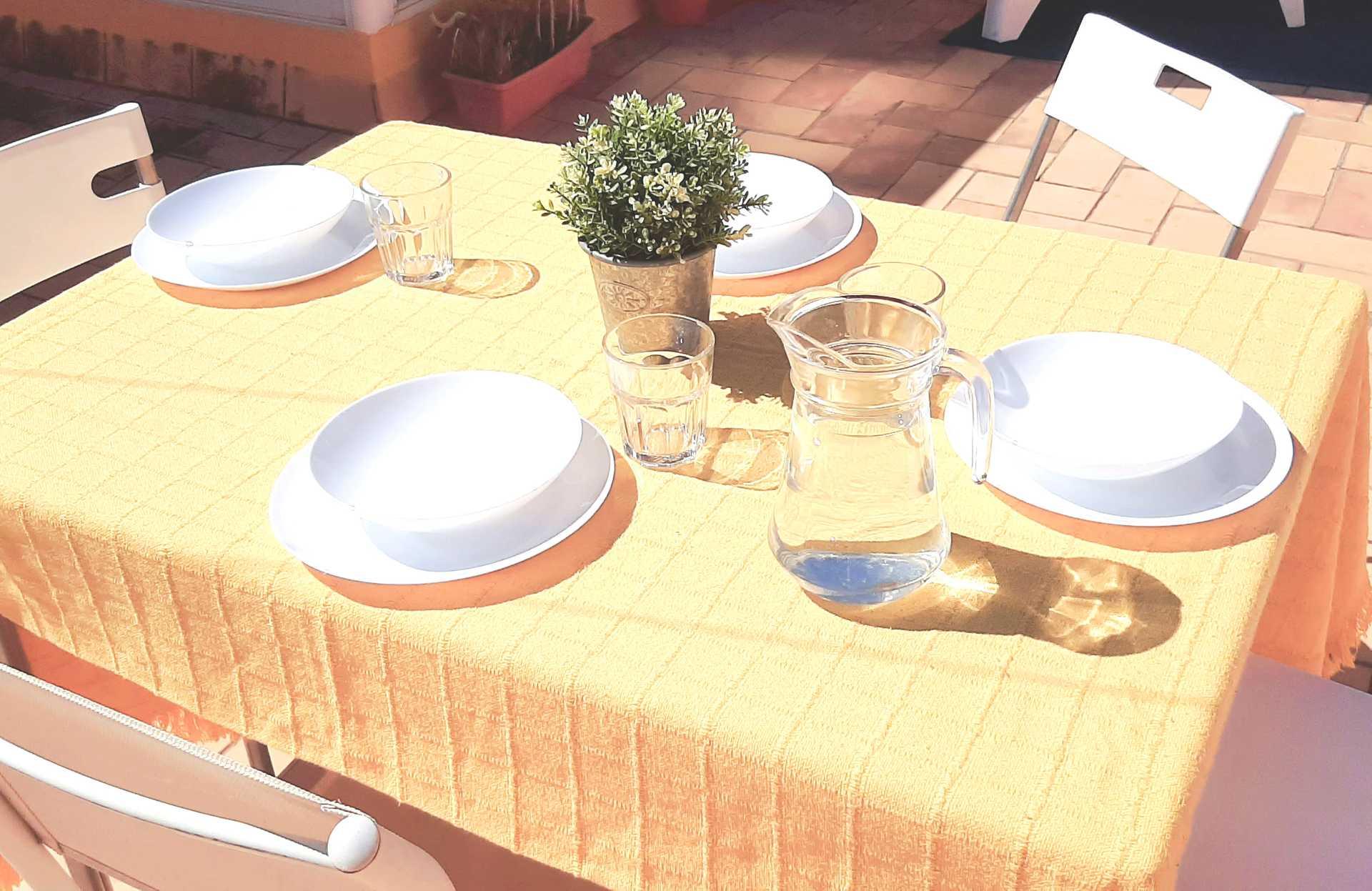 Hamelin: Disfruta con tu Grupo de una espléndida Terraza privada en