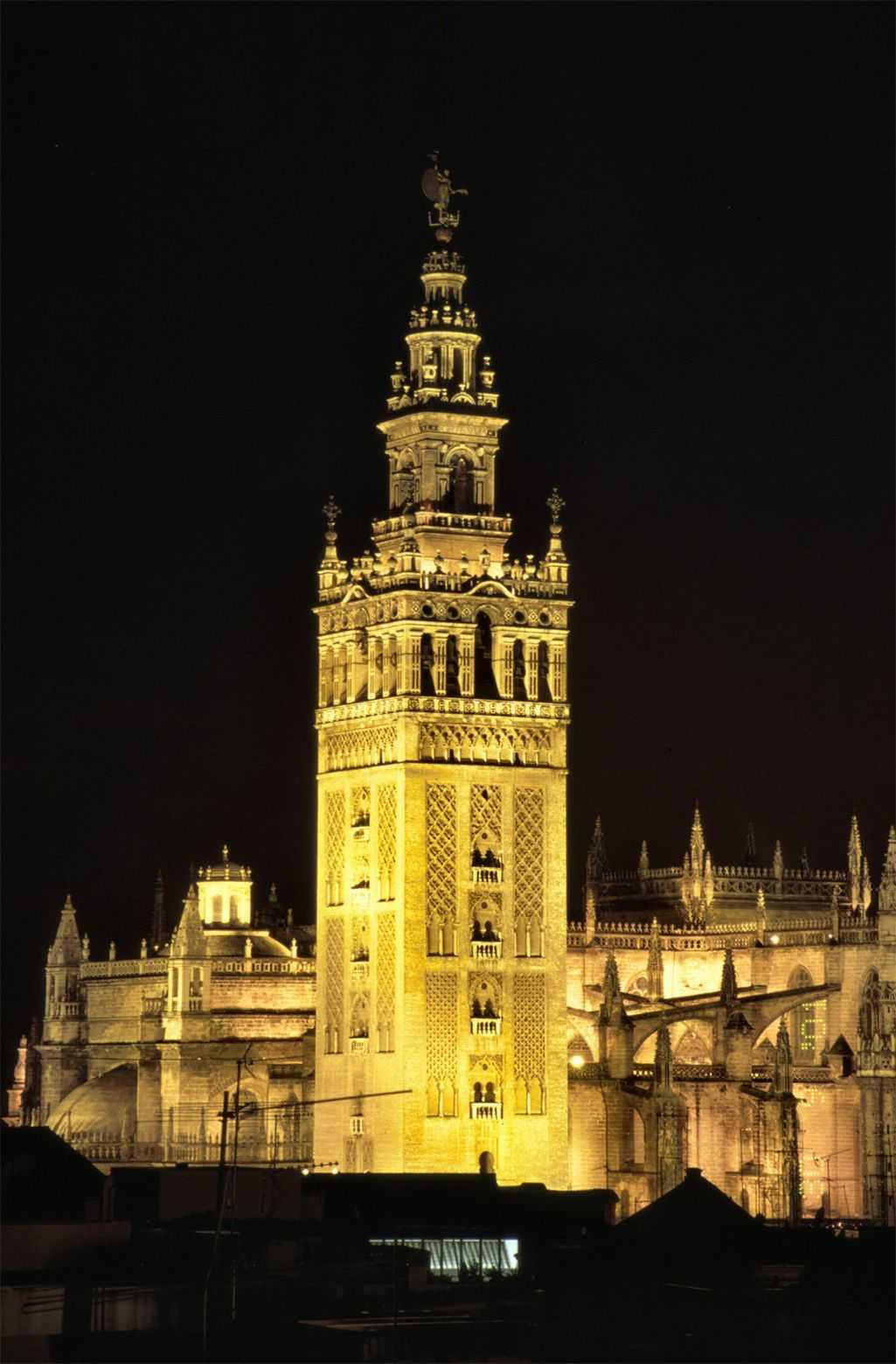 Los encantos de Sevilla