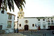 Iglesia Parroquial de Santa María de Albendín