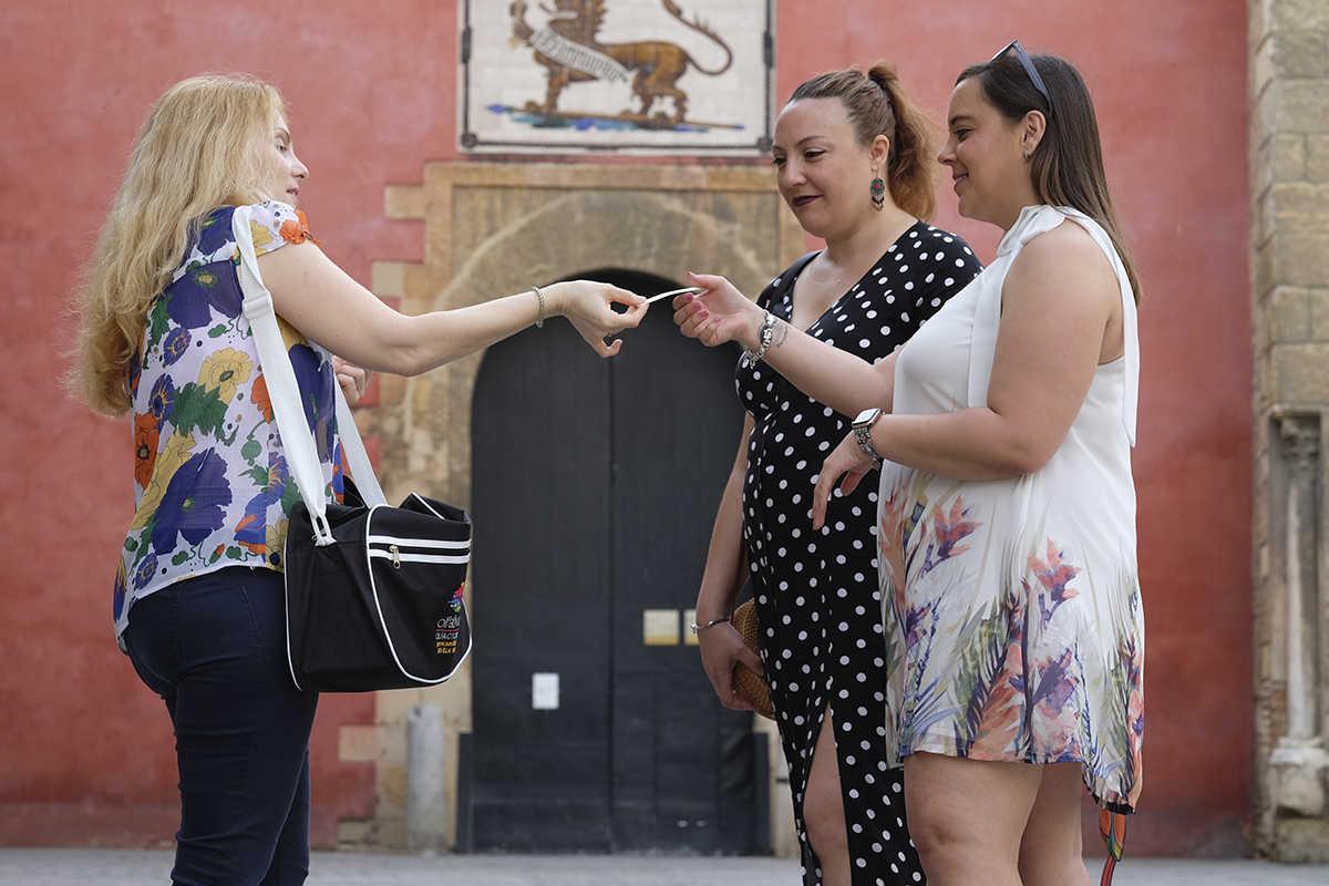 Hamelin: Ruta sevilla olfativa - Actividad  (Sevilla)