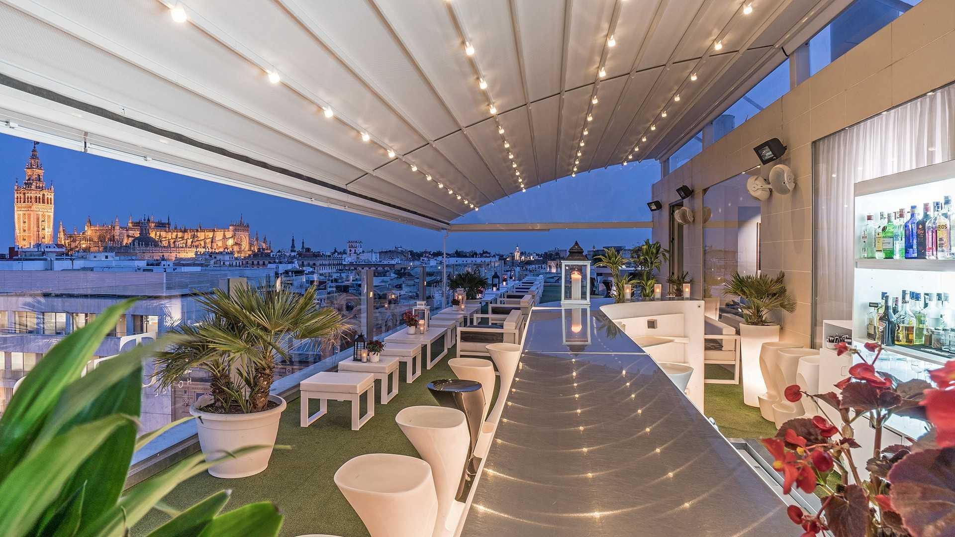 Hamelin: Escapada Romántica en el Hotel Inglaterra de Sevilla  - Actividad  (Sevilla)