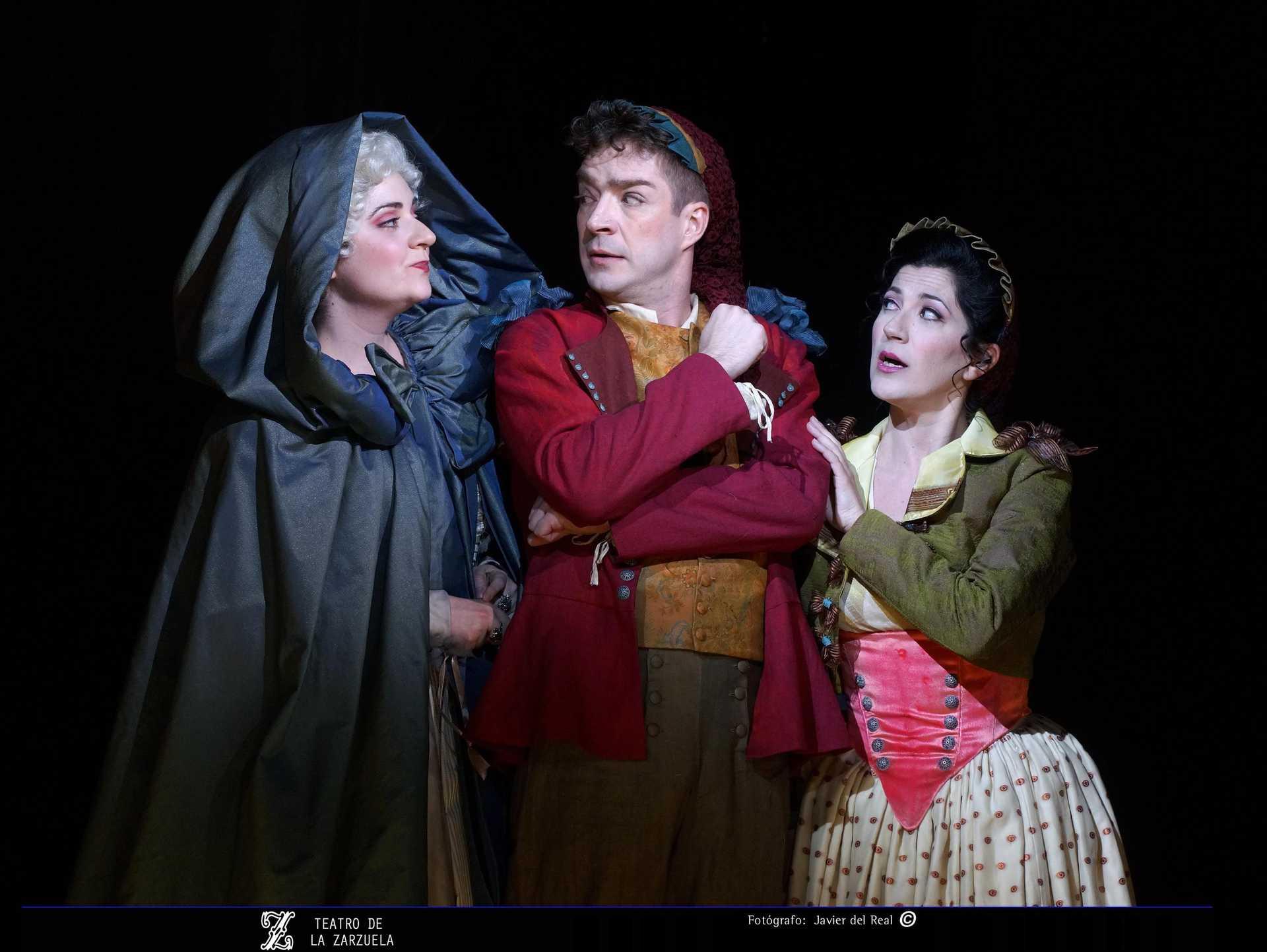 El Barberillo de Lavapiés en el Teatro de la Maestranza