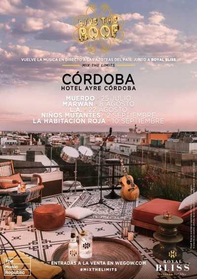 Live the Roof Córdoba