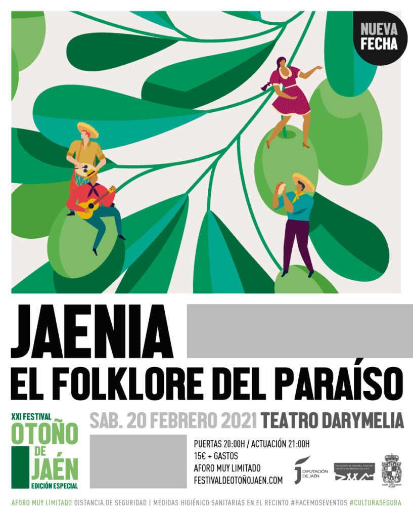 Jaenia. El Folklore del paraíso