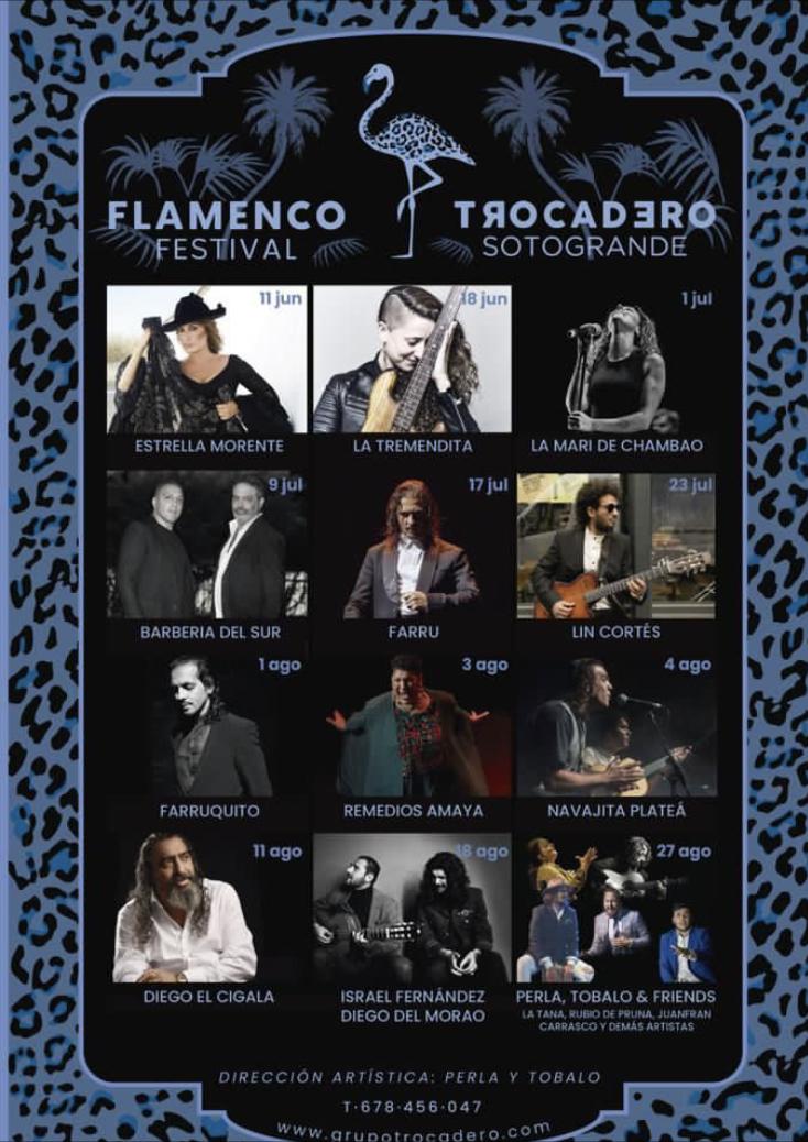 Flamenco Festival Trocadero