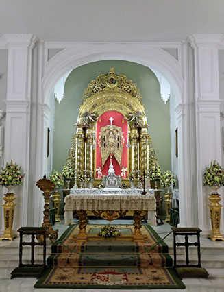 Kapelle Hermandad del Rocío - Triana