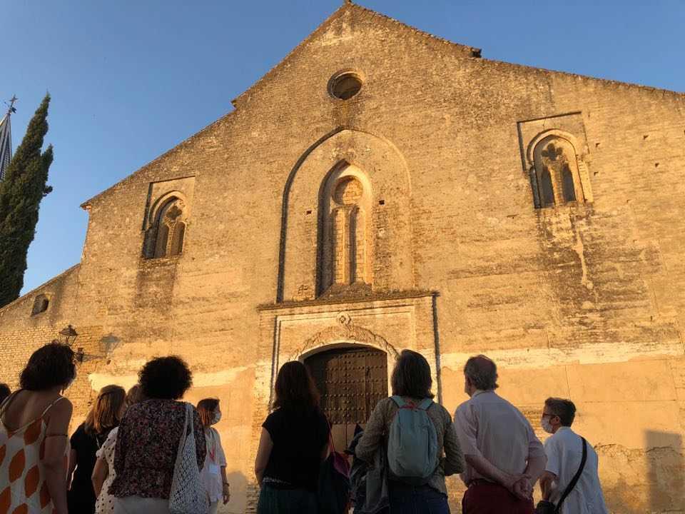Visita guiada El Esplendor Medieval de Sanlúcar la Mayor