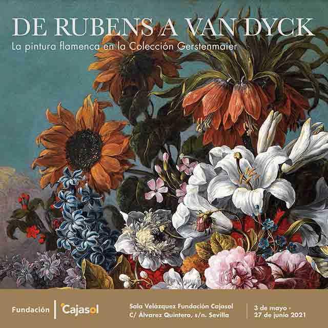 De Rubens a Van Dyck. La pintura flamenca en la colección Gerstenmaier