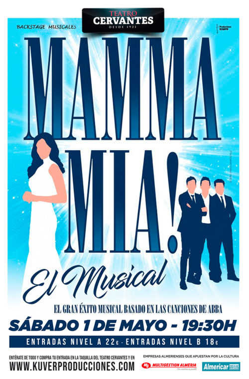 Mamma Mía, el musical