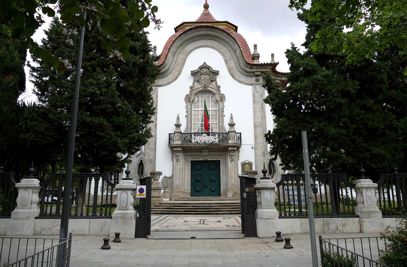 Pabellón de Portugal
