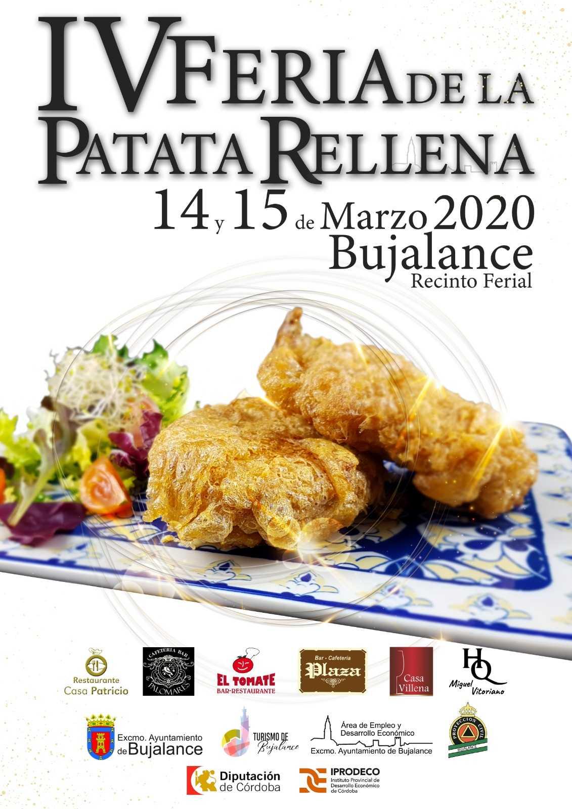 Feria de la Patata Rellena de Bujalance