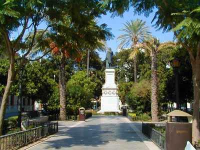 Plaza del Museo