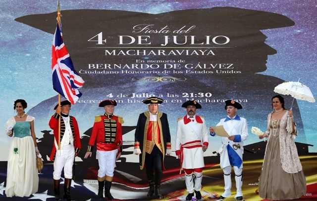 4 de Julio, Gálvez