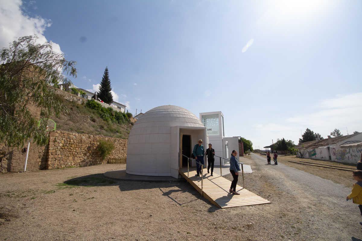 Planetario y Observatorio de Serón