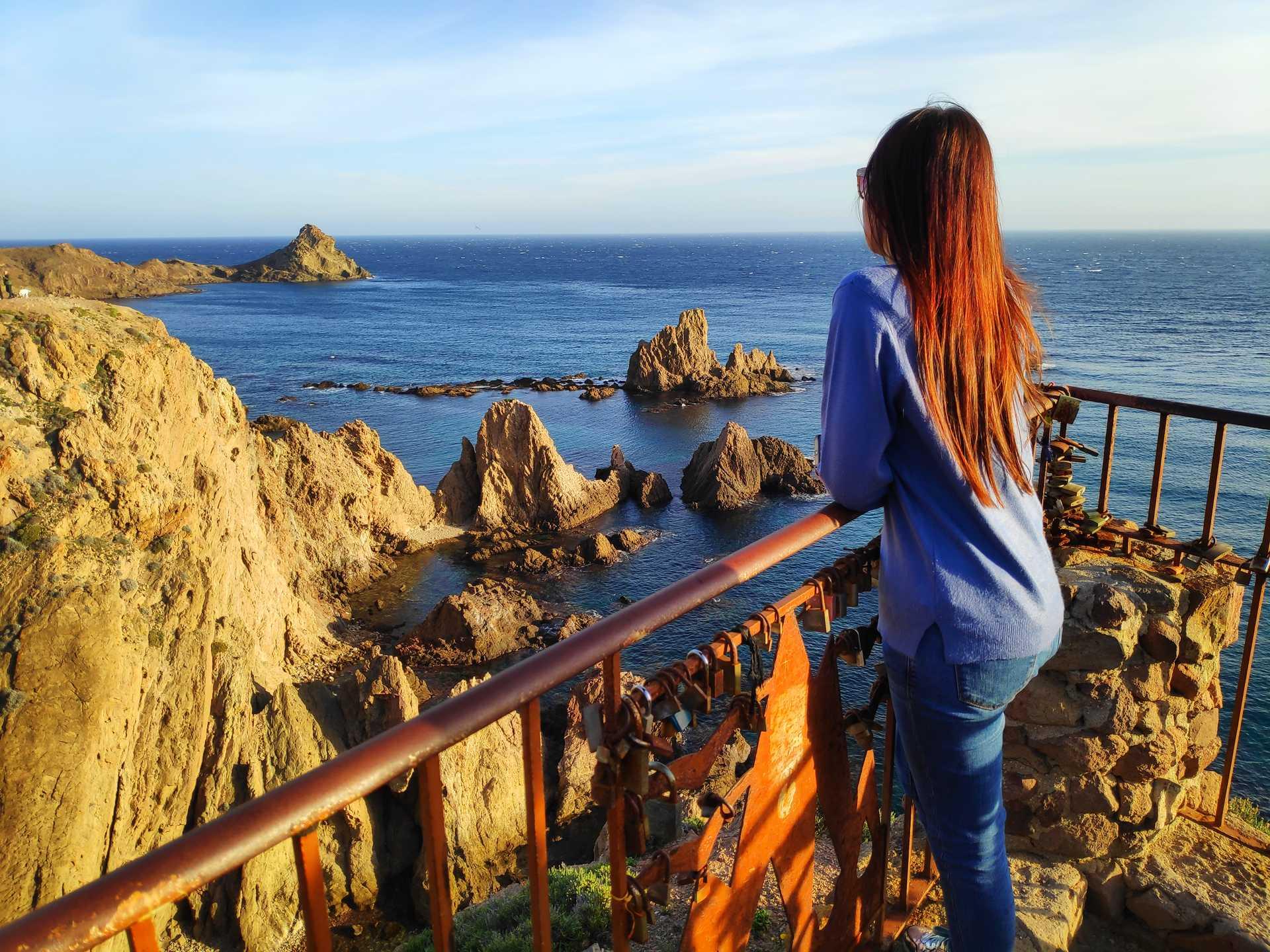 Excursión de cine al parque natural de Cabo de Gata
