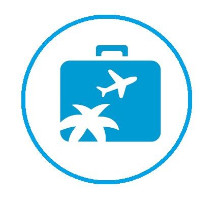 icono agencia de viajes