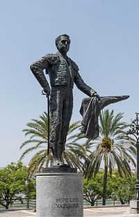 Monumento a Pepe Luís Vázquez