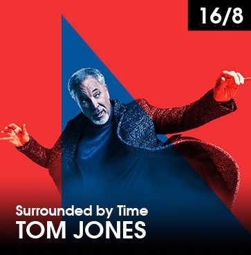 Tom Jones en concierto
