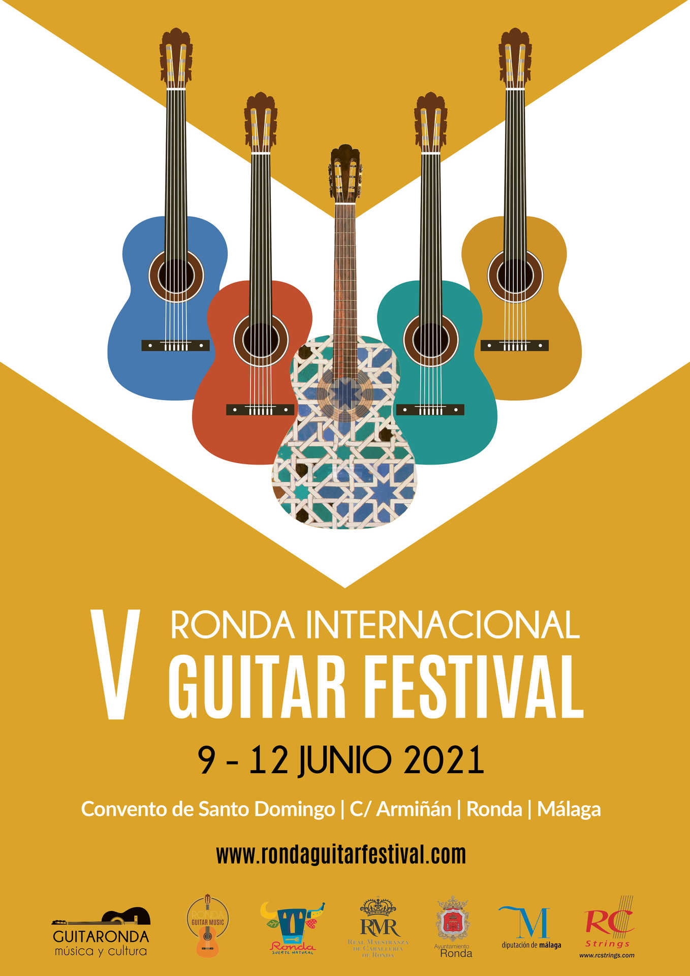 Ronda International Guitar Festival